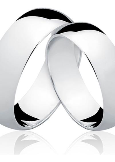 Alianças De Prata Namoro Compromisso Tradicional