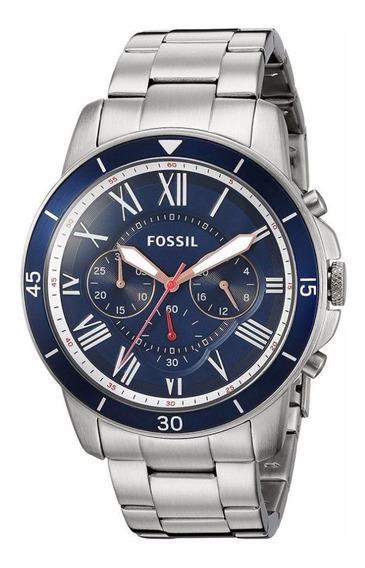 Relógio Fossil Masculino Cronografo - Fs5238
