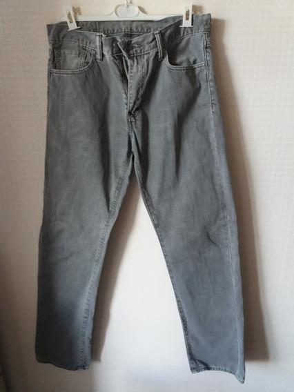 Jeans Levis 504 Gris