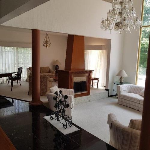Casa En Renta En La Herradura, Huixquilucan, Rah-mx-21-3953