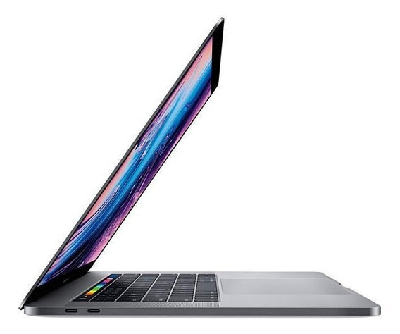 Novo Macbook Pro15 I9-2.3/16/512 Cinza Espacial 2019 Mv912ll