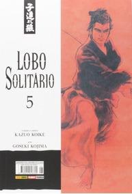 Lobo Solitário Volume 5 Novo Lacrado