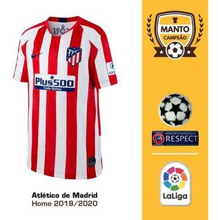 Camisa Atlético De Madrid 2019/2020 Home Félix Morata Lodi