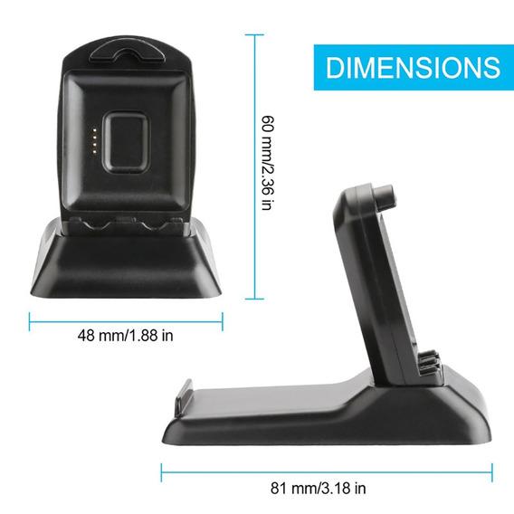 475644 Blcr Charger Cradle For Fitbit Blaze S Sob Encomenda
