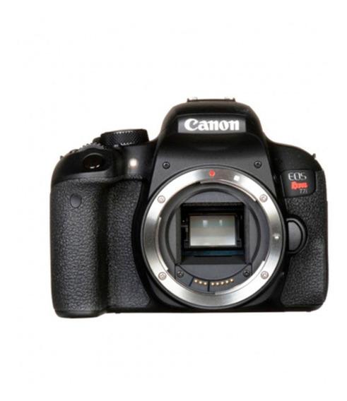 Câmera Canon Eos Rebel T7i Body 24.2 Mpx