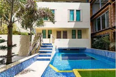 Vendo Departamento En Residencias Mimosas, En Playa Del Carmen En Quinta Avenida Y Calle 38