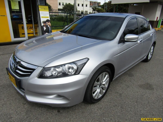 Honda Accord Ex V-6 At 3500cc Aa Ct