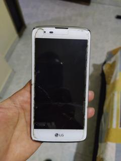 Celular LG K8 Fisura Funcional