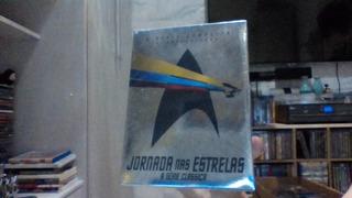 Dvd Jornada Nas Estrelas A Série Coleção 23 Discos Lacrada