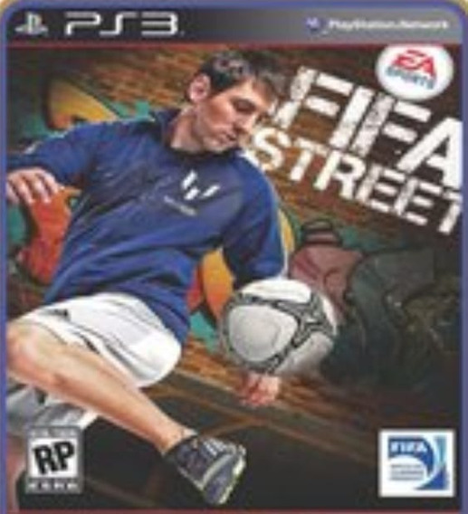 Ps3 Fifa Stret Play 3 Jogo Em Promoção Comprar