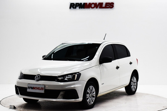 Volkswagen Gol Trend Pack I 2016 Rpm Moviles