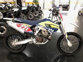 Moto, Enduro, Como Nueva, 250, Husqvarna,
