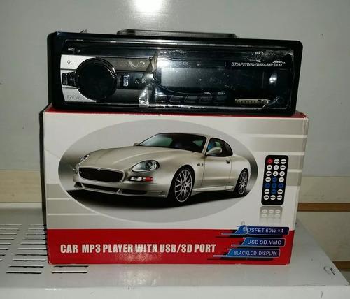 Radio De Carro Bluetooth Mp3, Usb, A Control