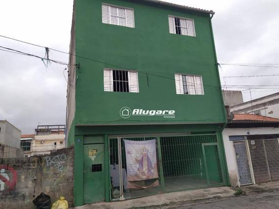 Sobrado Com 8 Dormitórios À Venda, 450 M² Por R$ 690.000,00 - Residencial Parque Cumbica - Guarulhos/sp - So0652