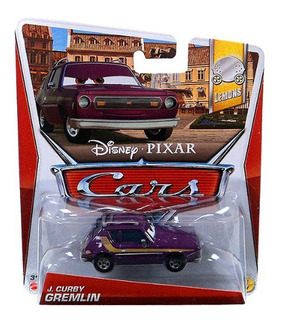 Disney Pixar Cars J. Curby Gremlin