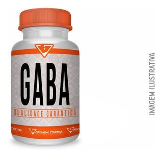 Gaba - Ácido Gama-aminobutírico 200mg 60 Cáps