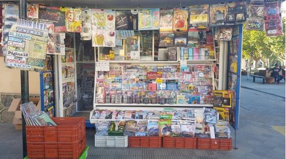 Puesto De Diarios Y Revistas - Unica Parada Merlo San Luis