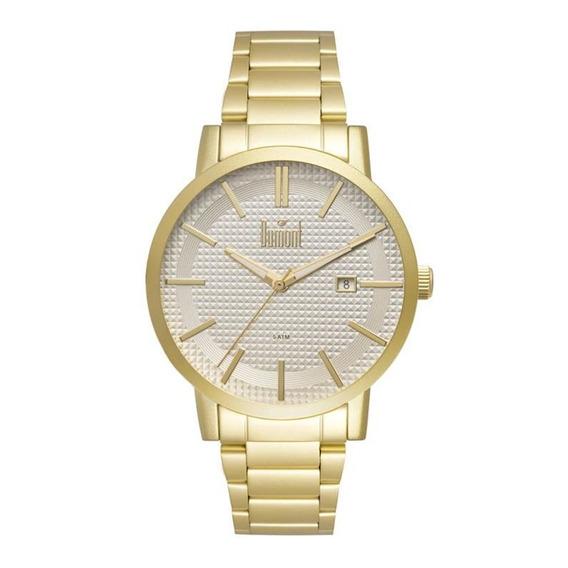 Relógio Dumont Berlim Dourado Du2115aah/3b