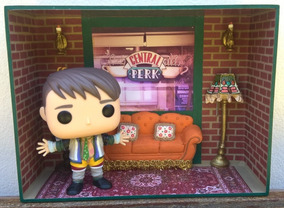 Nicho Decorativo Central Perk Para Funko