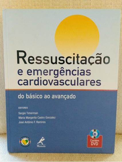 Livro Ressuscitação E Emergência Cardiovascular