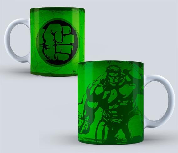 Taza Personalizada Colección Superheroes 10 (hulk)