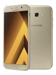 Celular Samsung Galaxy A3 2017 Dorado Usado 16 Gb 4g 13 Mpx