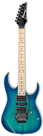 Guitarra Ibanez Rg370ahmz | Hsh | Blue Moon Burst (bmt)
