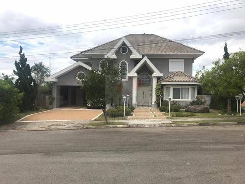 Imagem 1 de 30 de Magnifica Casa Em Condomínio (mobiliada) - Ca1260