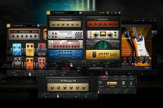 Bias Fx Elite 2.0.1 - Efeito Para Guitarra - Vst/win