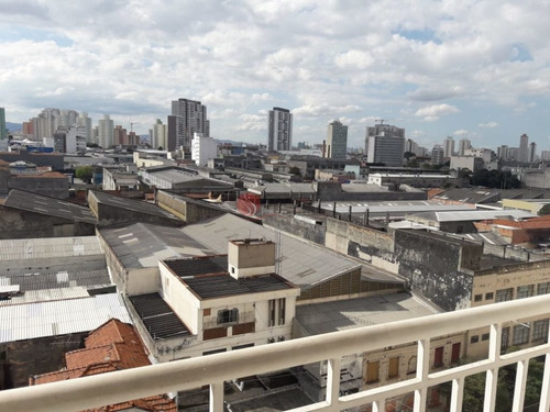 Apartamento Na Moóca - Af21578