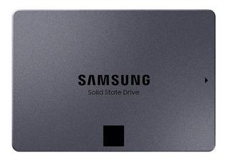 Disco sólido interno Samsung 860 QVO MZ-76Q2T0 2TB