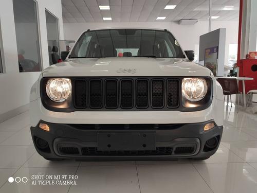 Jeep Renegade 1.8 16v Flex Std 4p Automático
