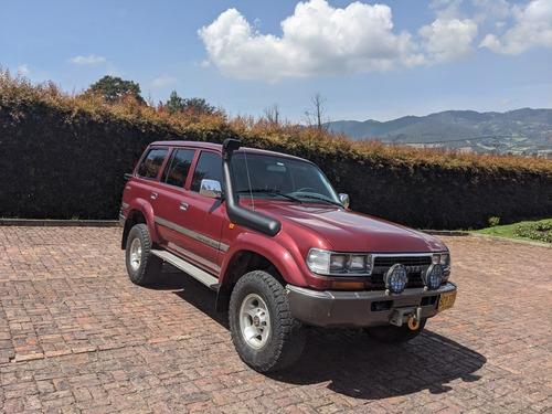 Toyota Burbuja 1993 4.5 Egmnu Fzj80