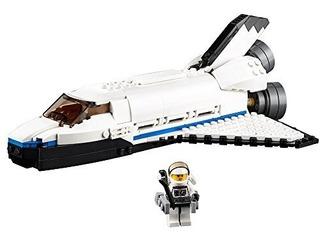 Lego Kit De Construcción Del Transbordador Espacial Creador