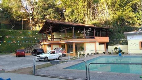 Chácara Residencial À Venda, Centro, Mairiporã - Ch0997. - Ch0997