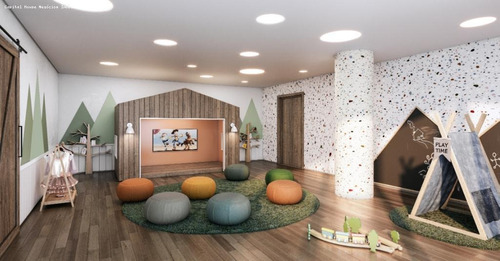 Apartamento Garden Para Venda Em São Paulo, Itaim Bibi, 4 Dormitórios, 4 Suítes, 4 Banheiros, 4 Vagas - Cap3644_1-1872707