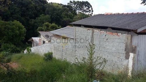 Terreno A Venda No Bairro Jardim Carvalho Em Ponta Grossa - - 5503-1