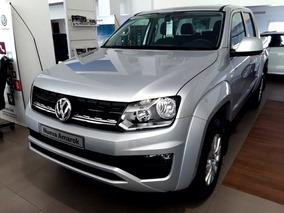 0km Volkswagen Amarok 2.0 Cd Tdi 180cv Comfortline 4x2 At 19