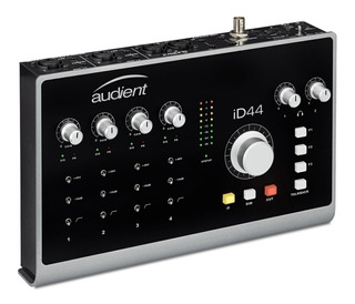 Interface De Audio Usb Audient Id 44