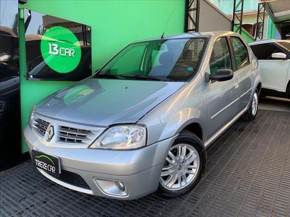 Renault Logan 1.6 Privilége Flex 4p