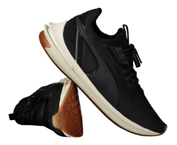 Tênis Puma Ignite Limitless Sr 71 Crafted Preto