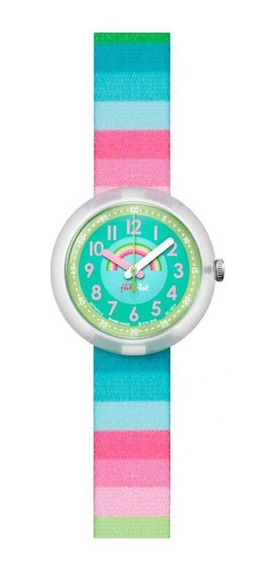 Reloj Stripy Dreams Azul Flik Flak