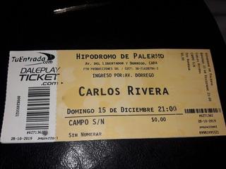 Carlos Rivera ***entrada De Campo***