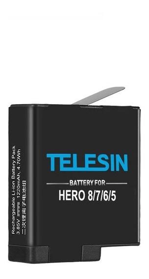 Bateria Gopro Hero 8 - 7 - 6 - 6 Black - Telesin