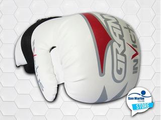 ropa curva esquema  Guantes Taekwondo Itf Blancos | MercadoLibre.com.ar