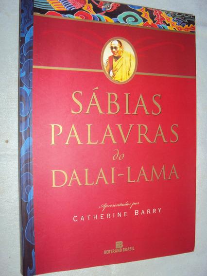 Sábias Palavras Do Dalai-lama (sebo Amigo)