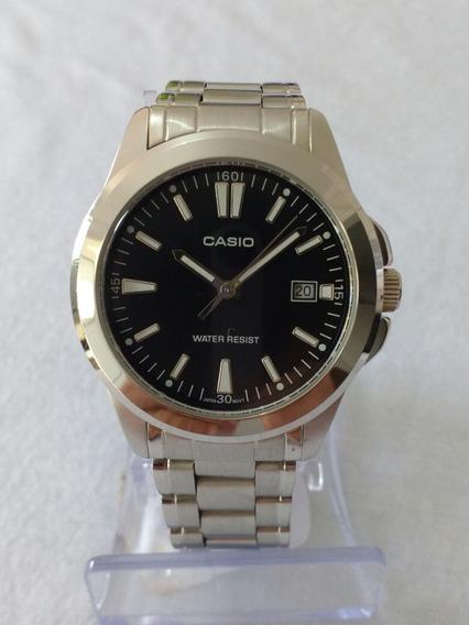 Relógio Masculino Original Casio Prateado Frete Grátis