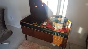 Vitrola Vinil Radio Antigo