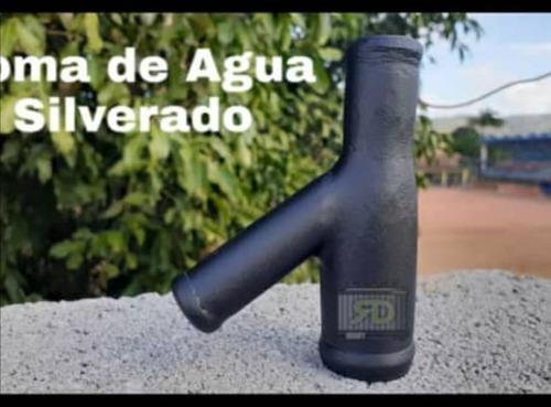 Toma De Agua Para Chevrolet Silverdo