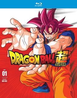 Dragon Ball Super - Part 1 - Blu-ray - Importacion